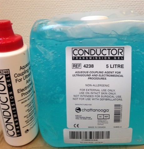 Conductor Transmission Gel, 5 liter